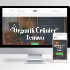 Organik Teması v5